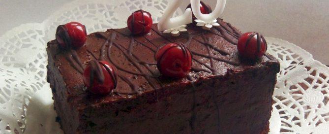 párizsi krém - lúdláb torta - Száva blogja